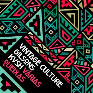 Várias Queixas (Vintage Culture & KVSH Remix) (Radio Edit)